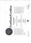 国际环保认证