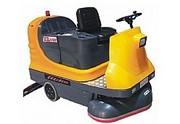 驾驶式三刷洗地机