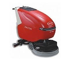 电线式自动洗地吸干机