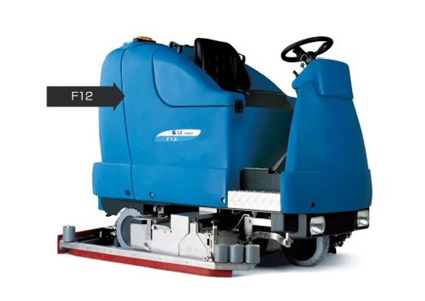 菲迈普F12驾驶式洗地机