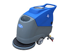 WZ-X2手推式高性价比洗地机