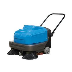 工厂清扫地面灰尘的洗地机|凯德威手推式扫地机DL-850