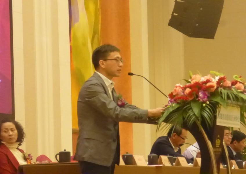 安徽省清洗保洁行业协会成立大会10