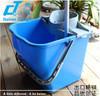 意大利CT施达 圆地拖桶拖把桶榨水桶 塑料挤水脱水提水桶