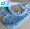意大利CT施达 美式超细纤维尘推头 平拖 平板拖把配件 替换拖布头
