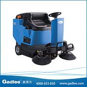 广东嘉得力 Gadlee新款 驾驶式 全自动扫地机 GTS1250 扫地车