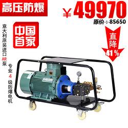 德威莱克电动高压清洗机DWE50/22(防爆)