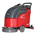 XD18W自动洗地机XD18Wsemi-automatic floor scrubber