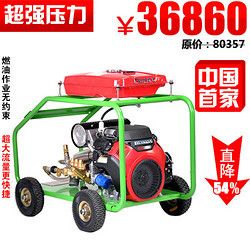 德威莱克汽油高压清洗机DWG50/15