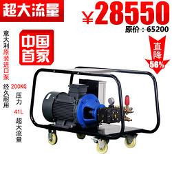 德威莱克电动管道高压清洗机DWE20/41