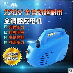 家庭用高压水流清洗机汽车高压洗车机多功能