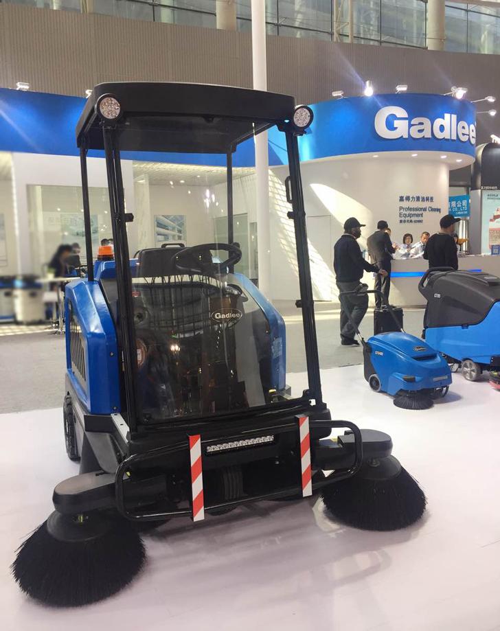 Gadlee GTS1900E驾驶式扫地机