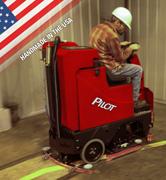 PILOT小型驾驶式洗地机
