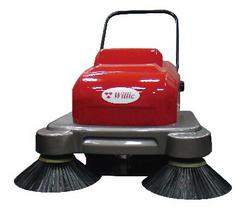 WILLIC威立洁 W-1000手推式扫地机