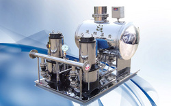 XWM系列罐式叠压给水设备