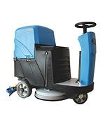 全自动驾驶式洗地机740Mini