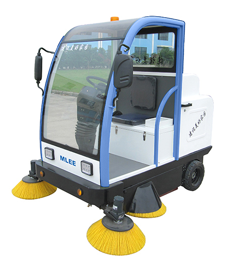 1800智能式扫地机