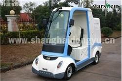 四轮电动保洁车DHWQY-5