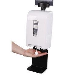 无酒精泡沫消毒洗手液