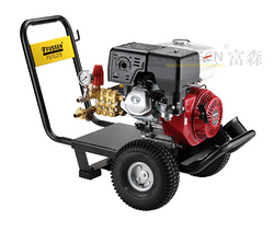 FS 15/27 B 工业级汽油式高压清洗机