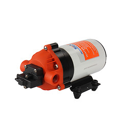 SEAFLO直流电动隔膜泵 智能增压泵 便携式洗车泵 微型高压泵
