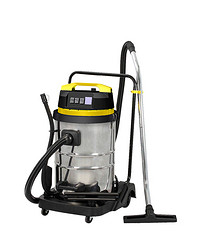 80L 3000W 3 motors wet dry vacuum cleaner