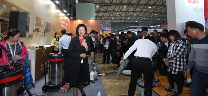 2017上海清洁展石材比赛