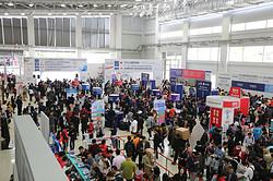 2018上海国际清洁技术与设备博览会现场