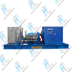 电厂锅炉管道高压清洗机 换热器列管高压清洗机
