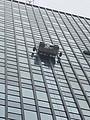 海特林高楼外墙清洗机器人II型
