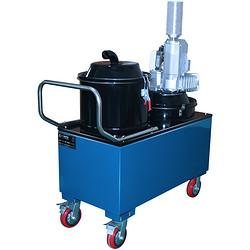 机械车间吸油用可移动式油铁分离机