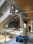 桅柱臂架式升降工作平台