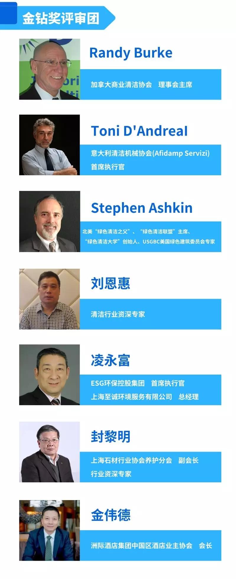第十届中国清洁金钻奖评审