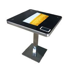 21.5寸方形互动触摸桌