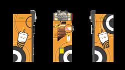 鲜榨橙汁贩卖机