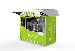 豆二机器人饮品站
